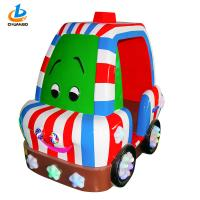 Buy cheap Bus Rocker Arcade Kiddie Rides , Shopping Centre Kids Rides For  2 - 10 Years Kids from wholesalers