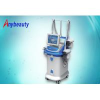 "China 10.4"" Large Color Touch Screen Laser Beauty Machine Cryolipolysis Slim Machine with 4 handles wholesale"