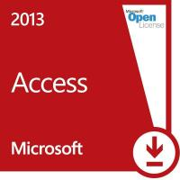 Simple way Microsoft Access 2013 With Disc Retail Box and USB