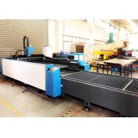 Wholesale Auotomatic Exchange Table Laser Sheet Cutting Machine FL-3015-1000W High Cutting Speed from china suppliers