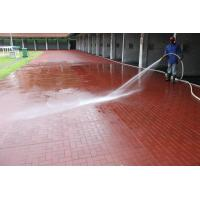 Flame Resistant Flooring : Fire retardant mm size epdm rubber flooring for