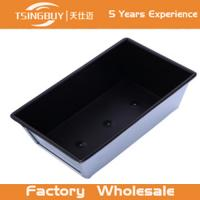 Wholesale Aluminium Non-Stick Corrugated Toast French Bread Pan- toast bread baking pan with lid from china suppliers
