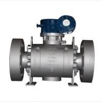 Wholesale A105N Trunnion Mounted Ball Valve 3IN CL2500 3 Piece Stainless Steel Ball Valve from china suppliers