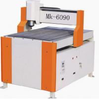 CNC advertising router machine with two spindle TJ1218
