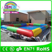 Water Inflatable Pool Inflatable Water Pool Inflatable Swimming Pool For Sale