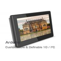 Capacitive 7 Touchscreen Display , Touch Screen Home Automation System  With NFC Reader