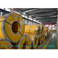 Wholesale 2B BA No.1 No.3 No.4 No.8 Finish Stainless Steel Coils for Construction , 2000mm 1250mm 1800mm from china suppliers