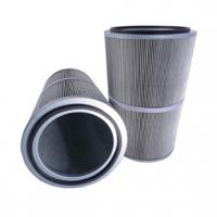 Wholesale High Flow Air Conditioner Filters Cartridge Anti Static Featuring Wide Pleat Spacing from china suppliers