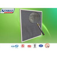 Wholesale Ventilation Nylon Mesh Pleated Panel Air Filters House Air Filters from china suppliers