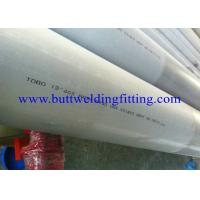Wholesale F53 Thin Wall Stainless Steel Tube Hot Rolled Or Cold Rolled Round Steel Pipe from china suppliers