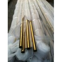 Wholesale foshan colored stainless steel tube with 600 grit finish manufacture supplying directly from china suppliers