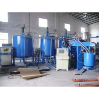 Wholesale 30kw Semi - Auto PU Foam Making Machine For Furniture Beds / Bra Sponge from china suppliers
