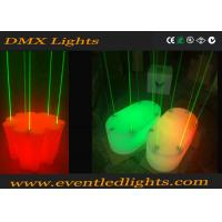 China Rechargeable Remote Control LED Dance Floor Disco / Club Laser Lighting Dance Stages wholesale