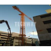 Buy cheap Flat Top Tower Crane from wholesalers