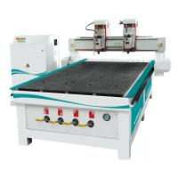 Wholesale 1325 Double Head CNC Wood Process Center from china suppliers