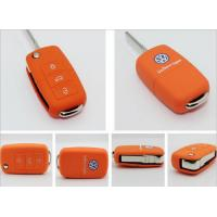 China Silicone Car Key Cover Remote Case wholesale