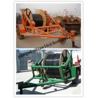 Wholesale cable drum carriage, cable drum table,cable drum trailer, Drum Trailer from china suppliers