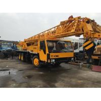 Truck Crane 25 Ton QY25K XCMG Brand Used Crane With