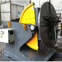 Buy cheap T - Slots Manual Welding Positioners, 500 Diameter Welding Chuck Welding Positioner Turntable from wholesalers