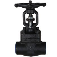 Wholesale Forged Carbon Steel astm a105n,bolted bonnet,api602,npt threaded,class 800,globe valve from china suppliers