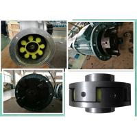 Coupling With Rubber For Construction Hoist Elevator