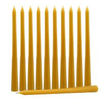 Wholesale Wholesale Hand Dipped Beeswax Taper Candles from china suppliers