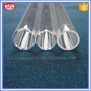 China Safe Packing high quality quartz tube for uv lamp OD18MM wholesale