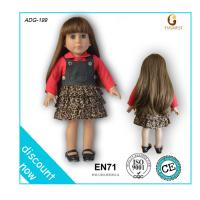 OEM online doll dress-up girl games, toy doll, 18
