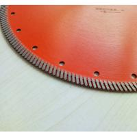 Wholesale 14 Diamond Saw Blade, Diamond Turbo Blade For Cutting Granite from china suppliers