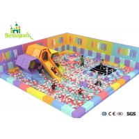 Quality Chicken Run Kids Plastic Indoor Playground With Slide Multi - Functional for sale
