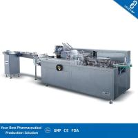 China CE Approved Automatic Cartoning Machine , Tube Cartoning Machine Easy Operation on sale