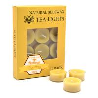 Wholesale Wholesale Organic Beeswax Tealight Candles from china suppliers