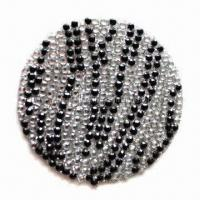 Buy cheap Rhinestone 3D sticker for mobile phone decoration from wholesalers