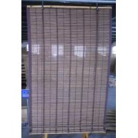 Indoor Bamboo Window Roller Blinds With Cotton Border