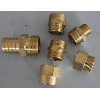 Wholesale Customizd CNC machined brass connectors, made in China professional manufacturer from china suppliers
