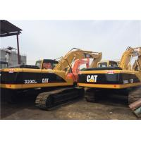 Wholesale 20 Tonne Second Hand Excavators 90% UC , Cat 320 Excavator 3 Years Guarantee from china suppliers