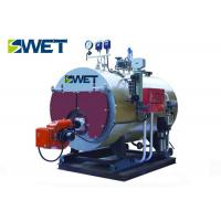 4t/h gas oil steam boiler for Chemical industry and Textile industry