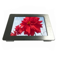 Wholesale 1024x768 Rugged Touch Screen Monitor , RoHS Industrial Pc Monitor from china suppliers