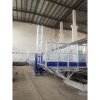 Buy cheap 8.3/Min 150m 1000kgs High Rise Window Cleaning Platform Galvanized Surface from wholesalers