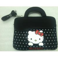 Wholesale wholesale neoprene tablet case and Micky Mouse pattern made by tridimensional foam print from china suppliers