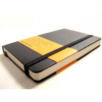 Wholesale hardcover notebook with elastic band from china suppliers