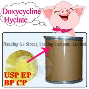 Side effect of doxycycline