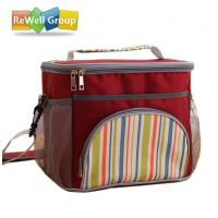Wholesale Travel Wine Radio Cooler Bag Heat / Cold With handle for carrying from china suppliers