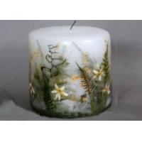 True Plant Colorful Preserving Pressed Flowers Candles Raw Material For Teaching