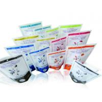 China plastic stand up pouch with zipper for dog food packaging , food bag new zealand wholesale