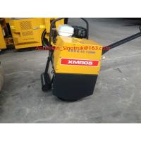 Wholesale Ride On Small Road Work Equipment Vibratory Roller XMR403 4 Ton Double Drum Roller from china suppliers