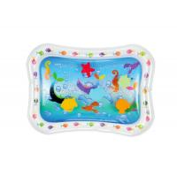 Wholesale Cute Sea Fish Home Inflatable Baby Water Mat with 1 Year Warranty from china suppliers