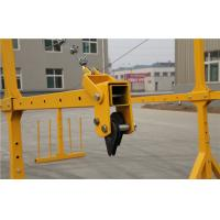 Wholesale 6M Professional Suspended Access Platforms With Anti Till Device from china suppliers