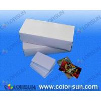 Wholesale Inkjet PVC ID Card Printable by Epson Printers from china suppliers