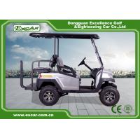 Adc Motor 48v 4 Seater Electric Hunting Carts Club Car Electric